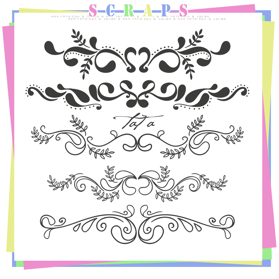 سكرابز سكرابز للتصميم سكرابز زخارف زخارف جديدة Scraps 2015 منتديات التحليه Vector Free Embroidery Patterns Vintage Vintage Cards