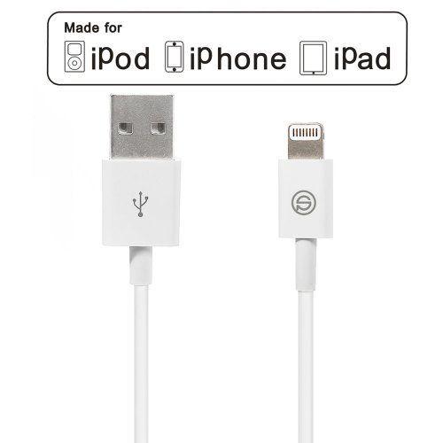 Apple Mfi Zertifiziert Opso Apple Lightning Auf Usb Kabel Sync Ladekabel Lightning Usb Datenkabel Ladekabel Mit 8 Pin Steck Data Cables Apple Lightning