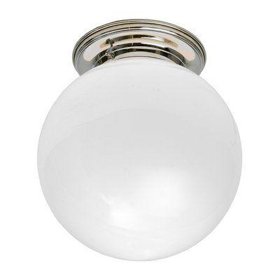 Deckenleuchte 1-flammig White Flashed Opal | Ideen Wooge | Pinterest ...