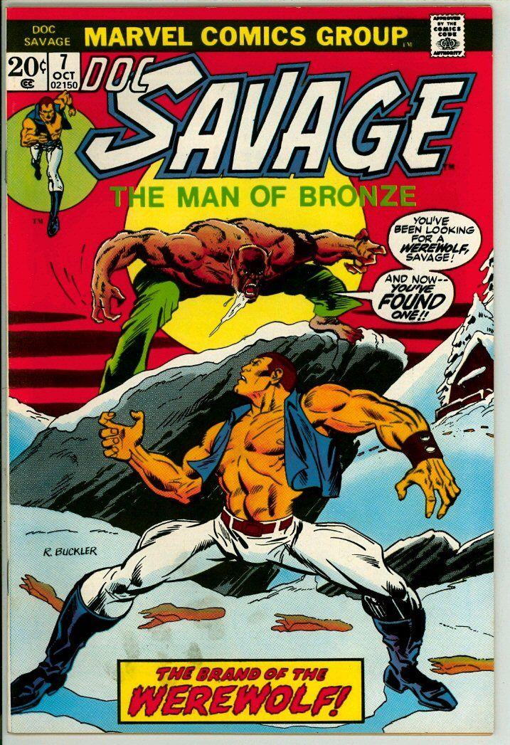 Doc Savage 7 (FN- 5.5)