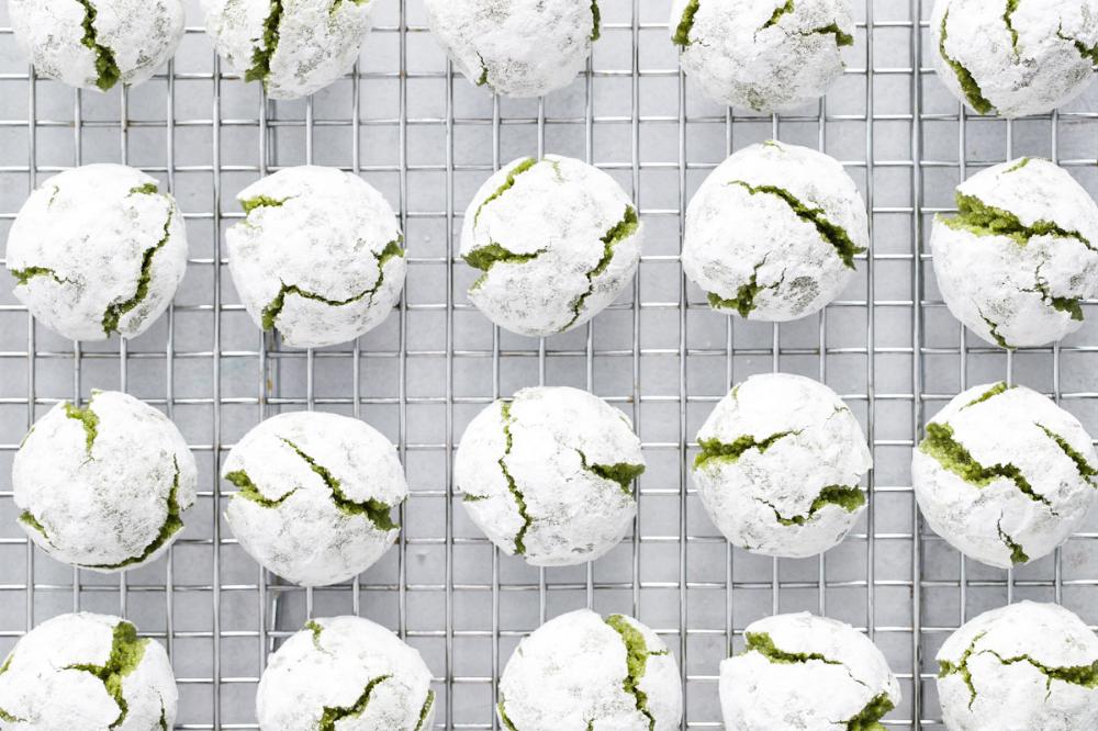 Photo of Matcha Amaretti Cookies | Love and Olive Oil