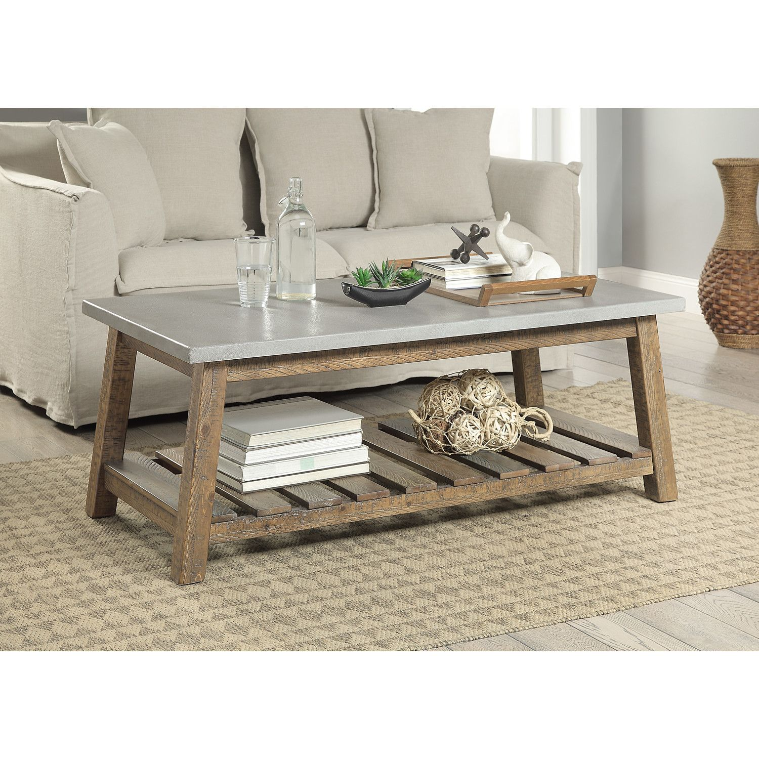 Coast to Coast Imports LLC Santa Fe Coffee Table