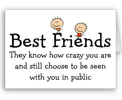 silly friendship quotes