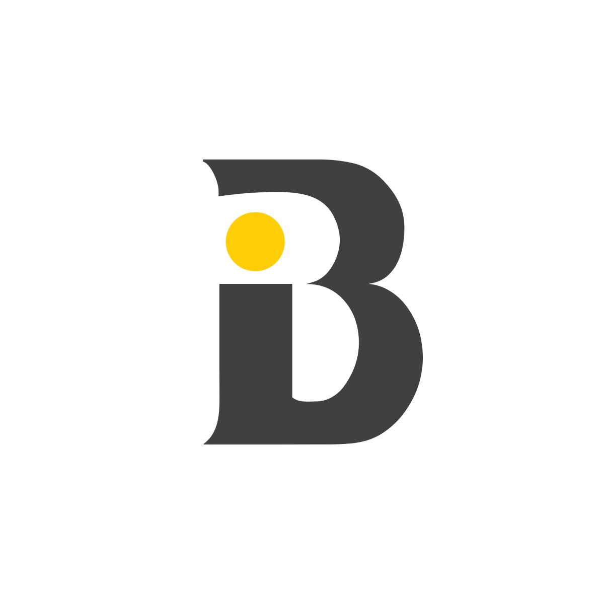 Banke Logo United Arab Emirates In 2021 Letter Logo Letter B Single Letter Logo