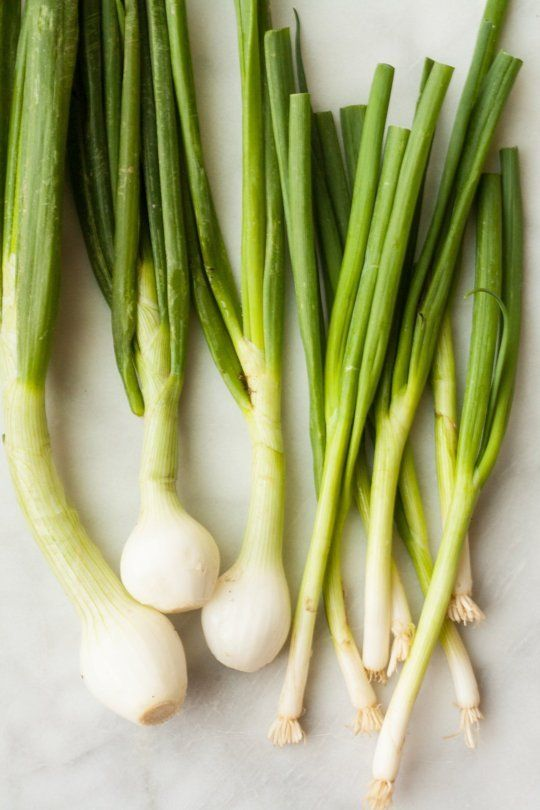 What S The Difference Between Scallions Green Onions And Spring Onions Spring Onion Spring Onion Recipes Green Onions Recipes