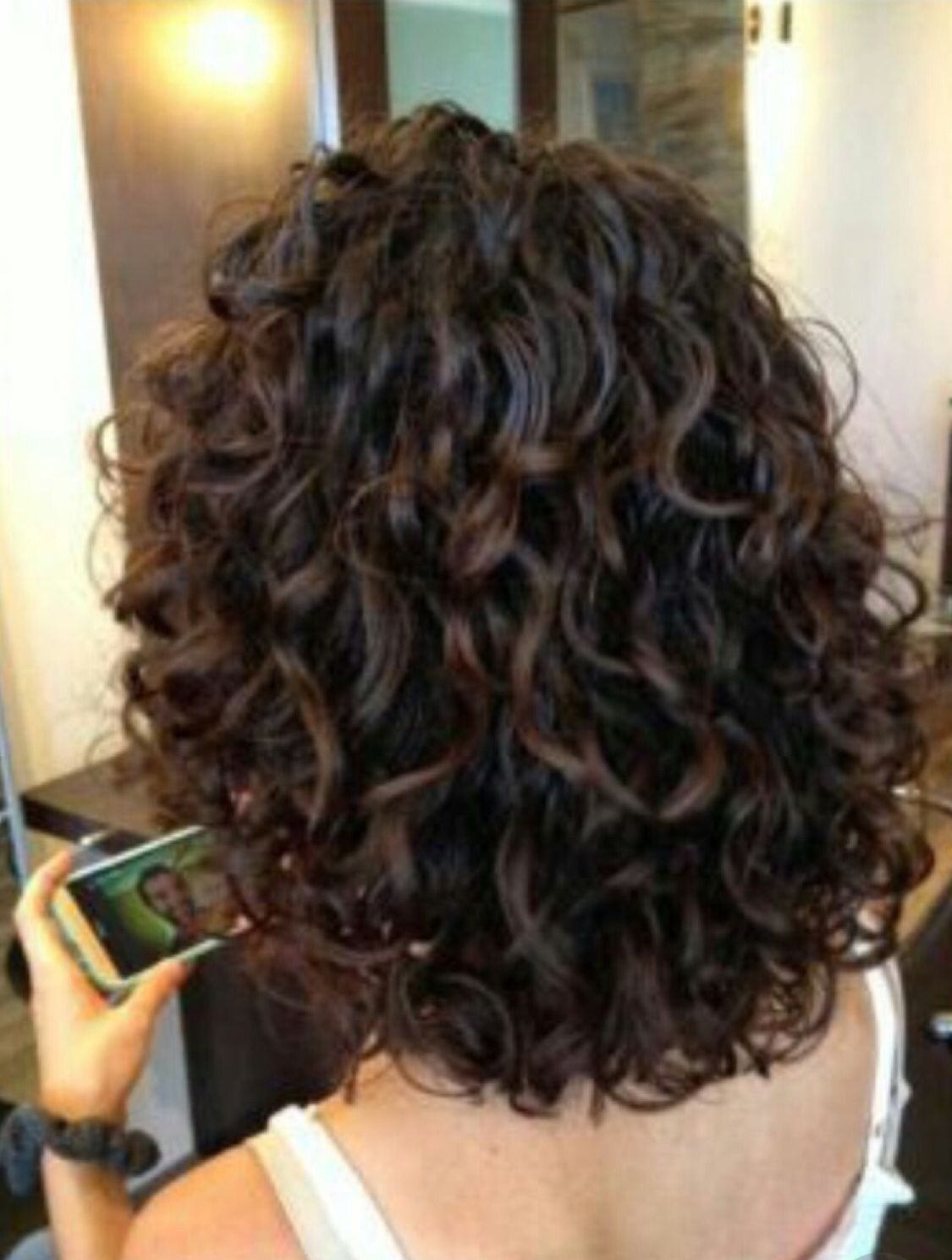 Maybe A Little Slightly Little Less Curly Medium Curly Hair Styles Curly Hair Styles Thick Hair Styles
