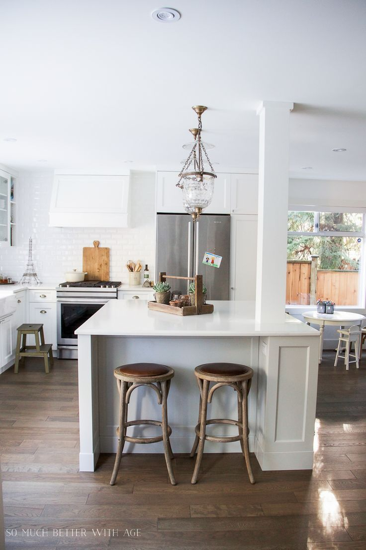 Beautiful kitchen renovation before and after photos country dining room ideas pinterest kitchens home decor also my big rh