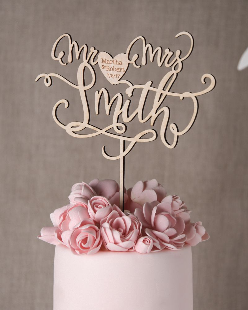 Cake topper wood cake pinterest rustic wedding cakes
