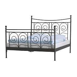 I Heart My Ikea Noresund Bed Ikea Bed Frames Black Bed Frame