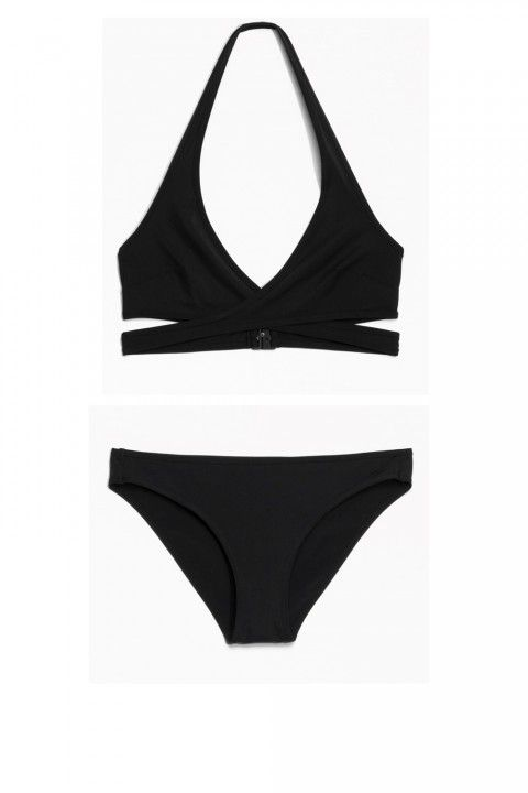 Bikini for hourglass figure