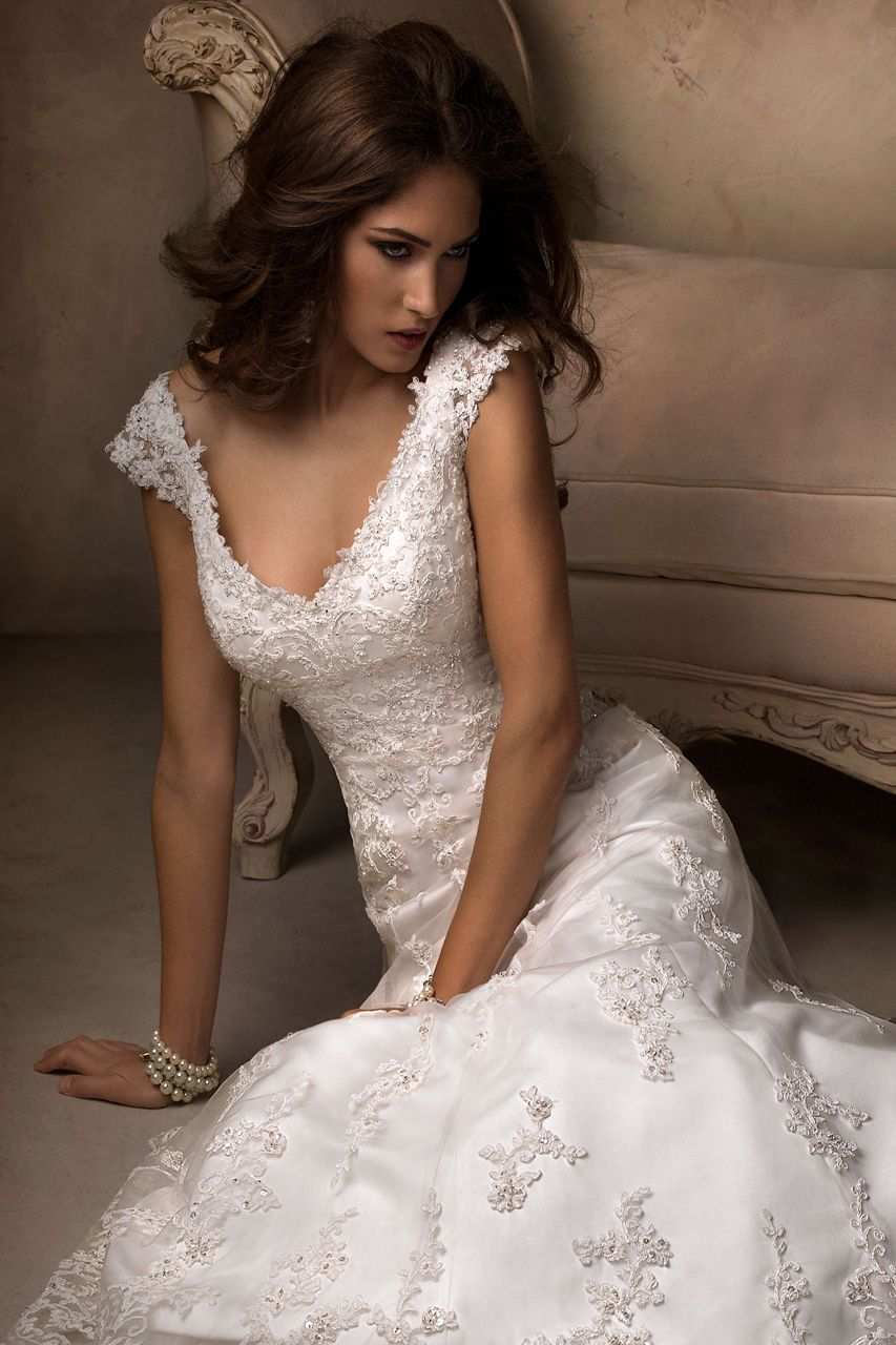 Style 13633 Bridal Guide Magazine