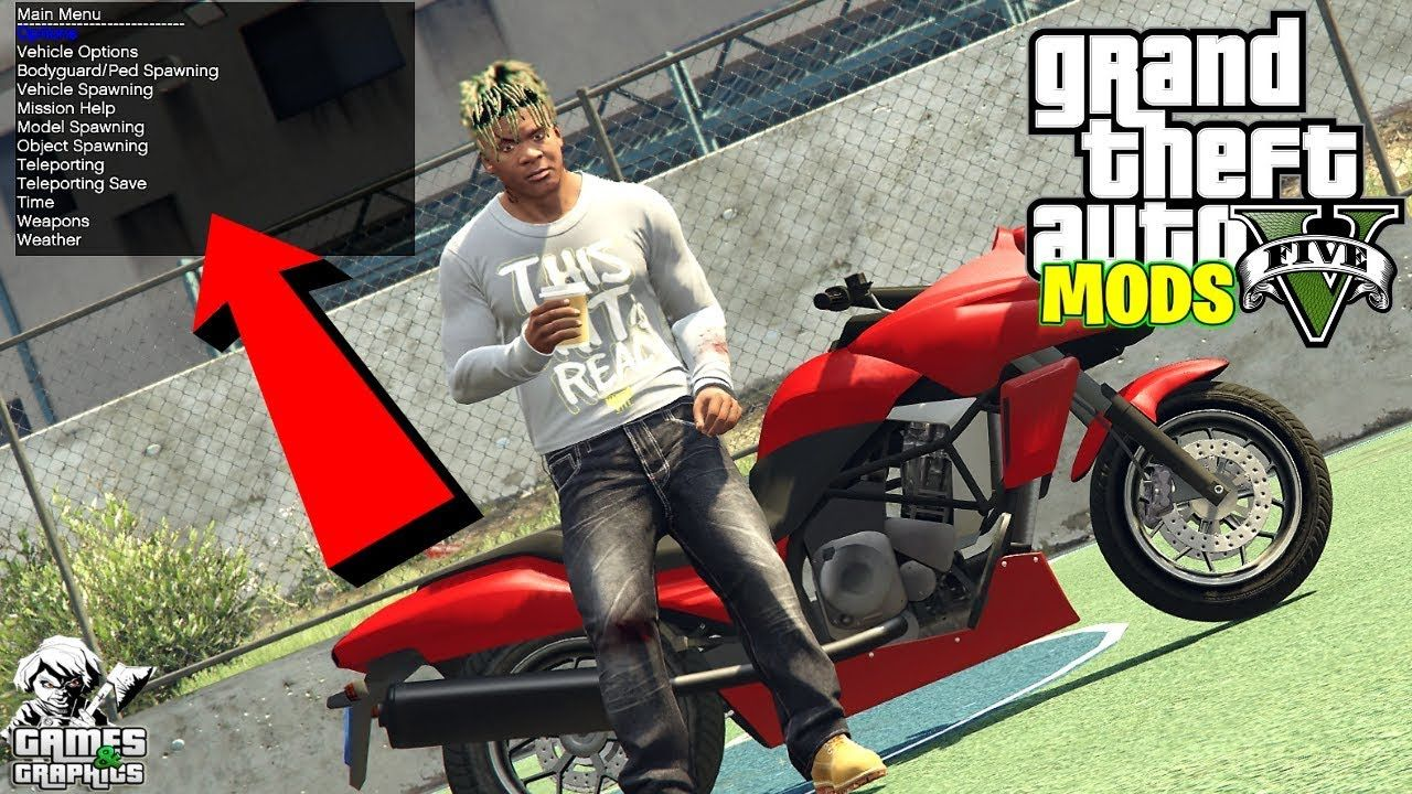 HOW TO INSTALL SIMPLE TRAINER MOD MENU (GTA 5 MODS) | GAMES