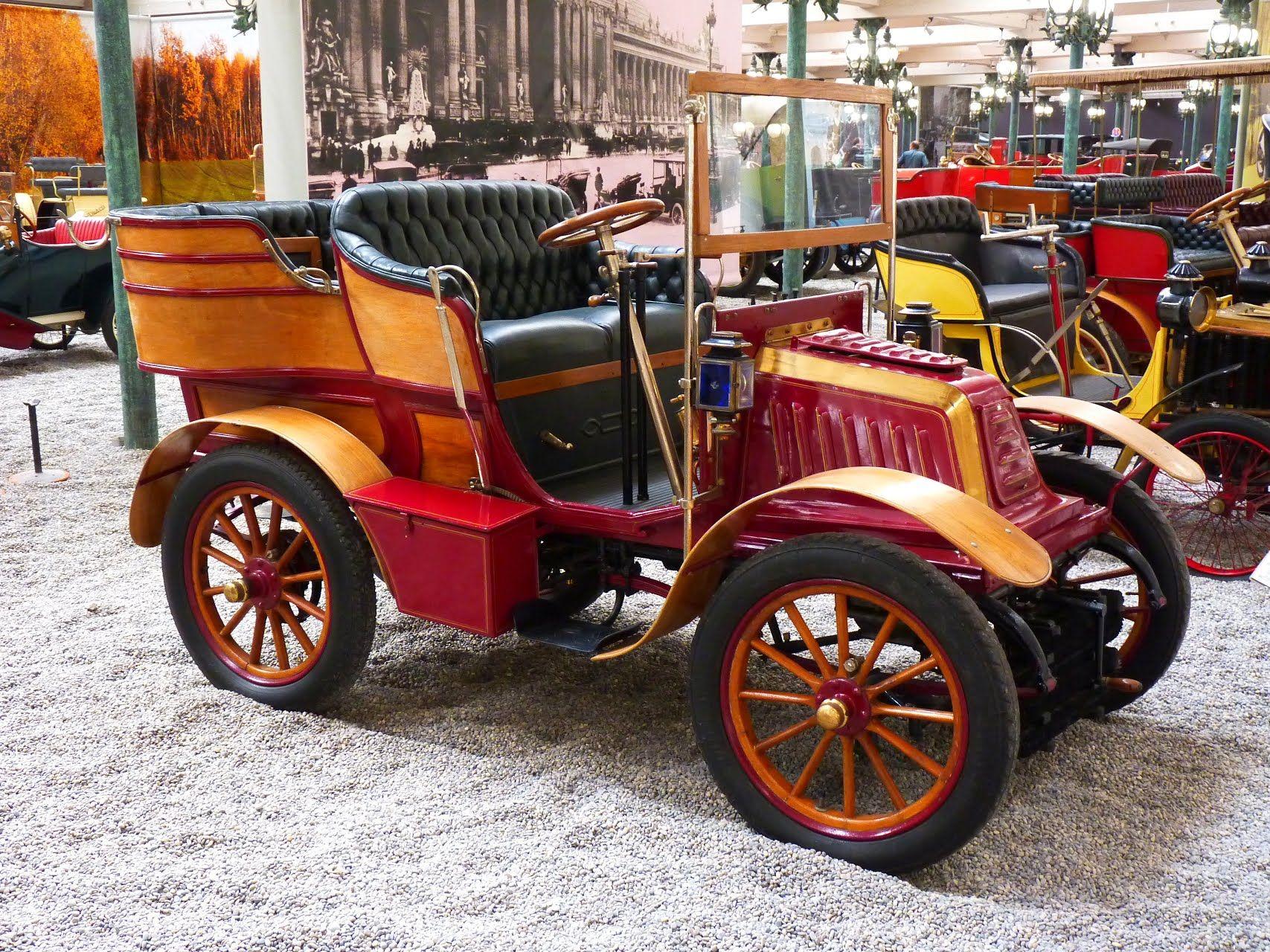 De Dion-Bouton Type O 1902 | Automóviles antiguos | Pinterest | Cars ...
