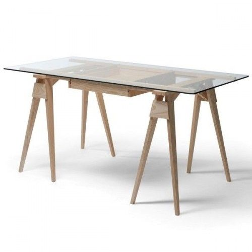 Arco Desk Oak (With Images)