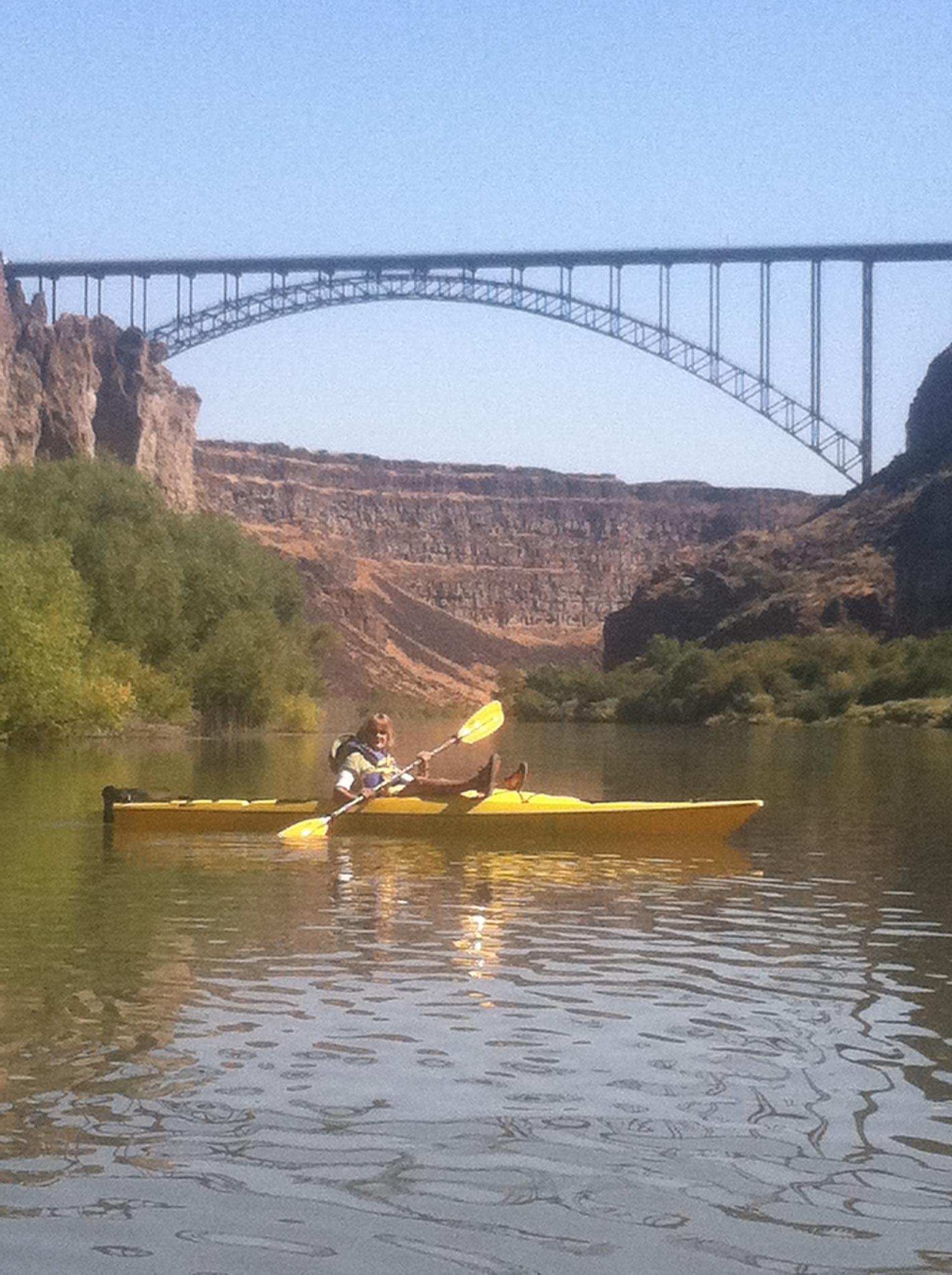 Snake River Twin Falls Idaho Perrine Bridge Favorite Places
