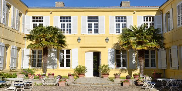 La Baronnie Domaine du Bien-Etre, Ile de Re, NW France Hotel Reviews | i-escape.com