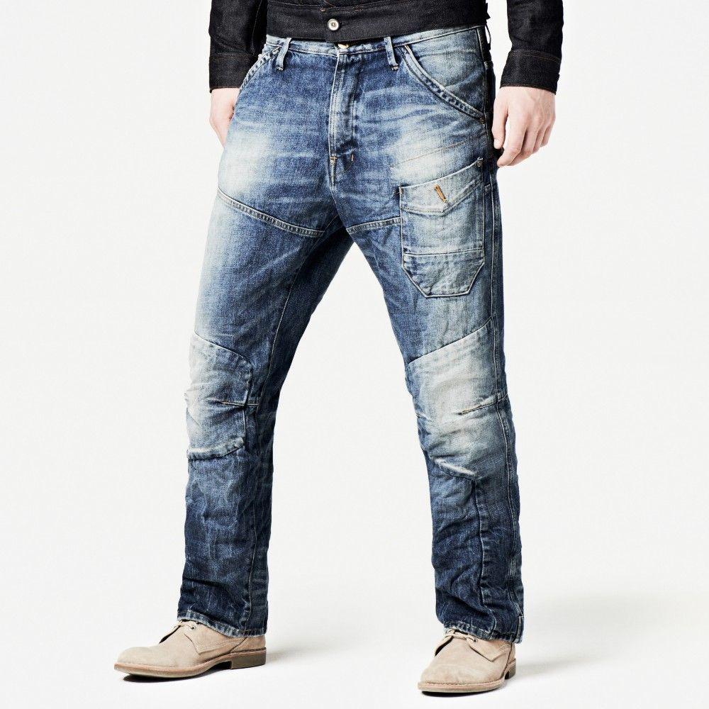 G STAR RAW Herren 5620 3D Loose Jeans