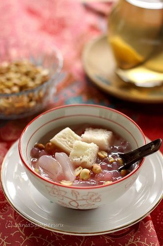 Sekoteng Food Asian Desserts Indonesian Food