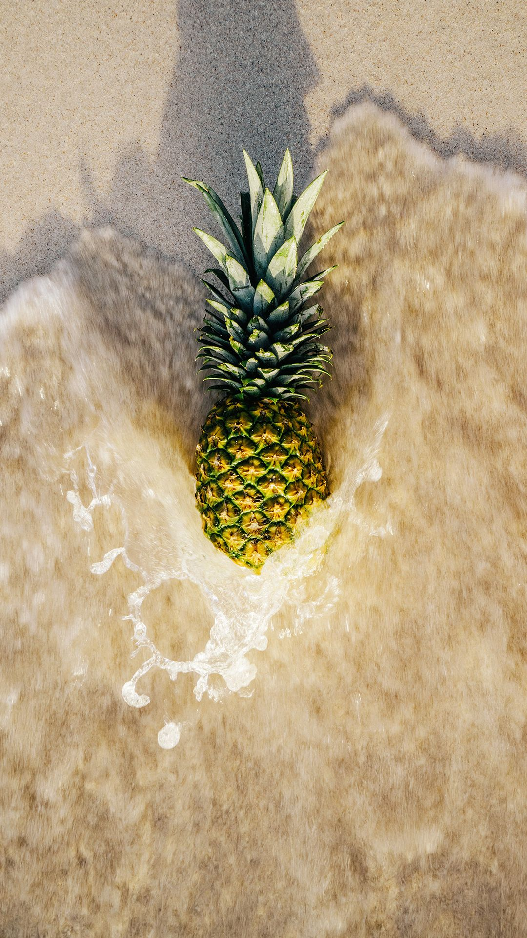 Billedresultat for be a pineapple iphone wallpaper | wallpaper ... for Pineapple Wallpaper Beach  186ref