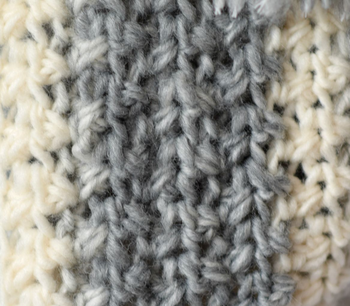 crossed-half-double-crochet-stitch-tutorial | Crochet | Pinterest ...