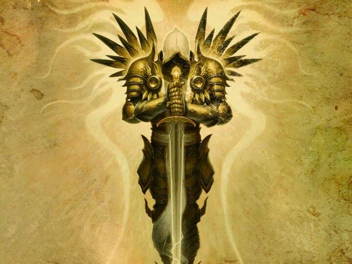 warrior angel | Fantasy | Pinterest | Warrior angel, Angel ...