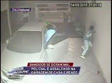 Galdino Saquarema Noticia: Policial reage a assalto na garagem da casa e mata bandido