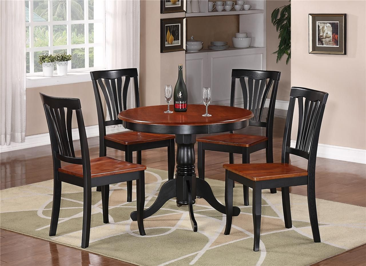 Beauty Kitchen Tables Sets Round Kitchen Table Set Dining Table