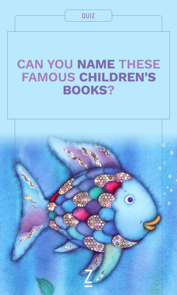Can You Name All These Famous Children S Book Covers Zimbio