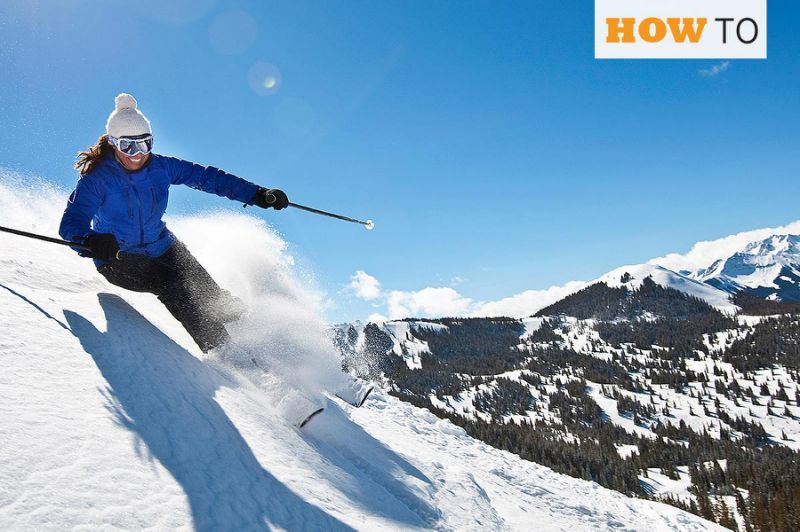 How to Take a Ski Trip Without Going Broke (With images