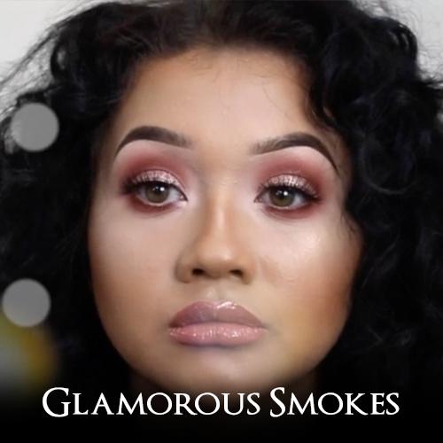 GlamorousSmokes Makeup looks, Makeup, Glamour