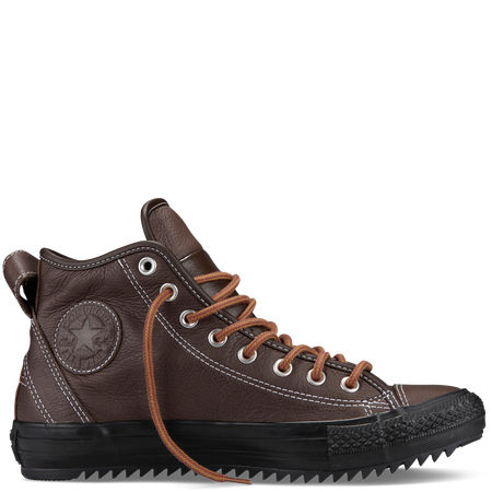 Chuck Taylor Hollis Thinsulate Boot  Combination of classic sneaker and boot