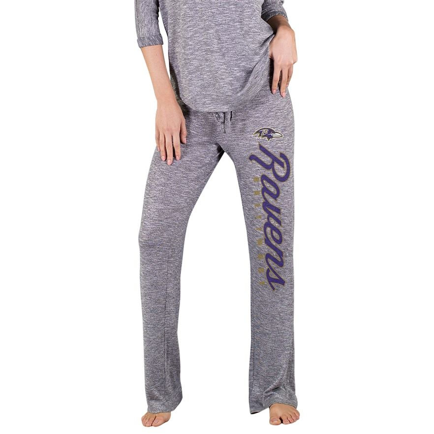 05f7f7e3 Women's Layover Baltimore Ravens Lounge Pants | Products | Lounge ...