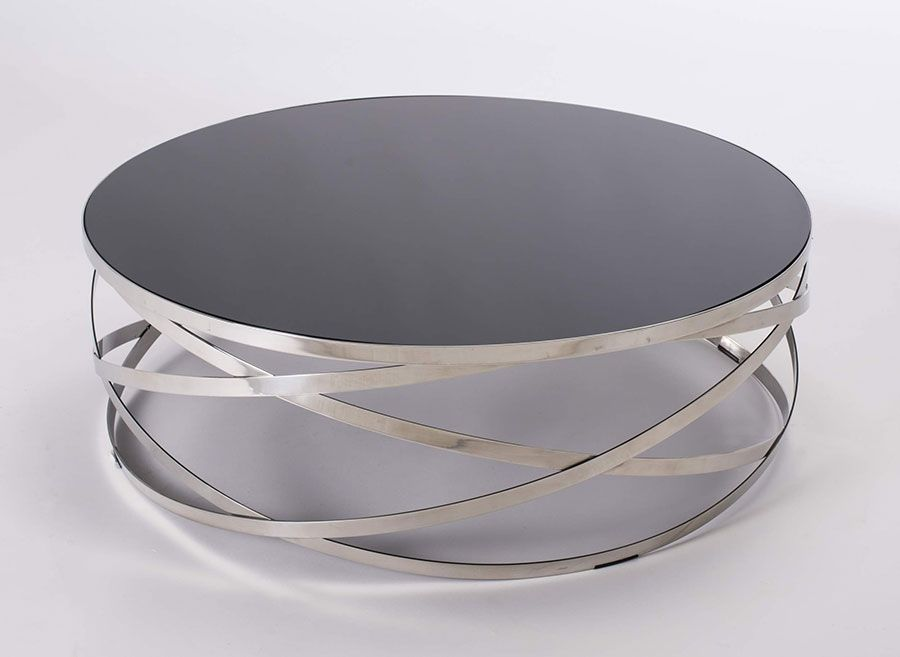 Magnifique Table Basse Ronde Design Avec Images Table Basse