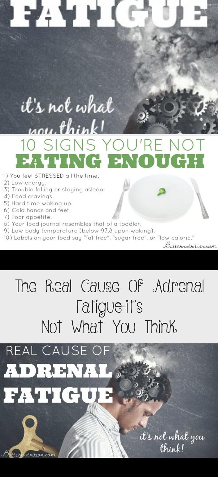 The Real Cause Of Adrenal Fatigue Symptoms It S Not What You Think Butter Nutrition Healthylifesty Adrenal Fatigue Adrenal Stress Adrenal Fatigue Symptoms