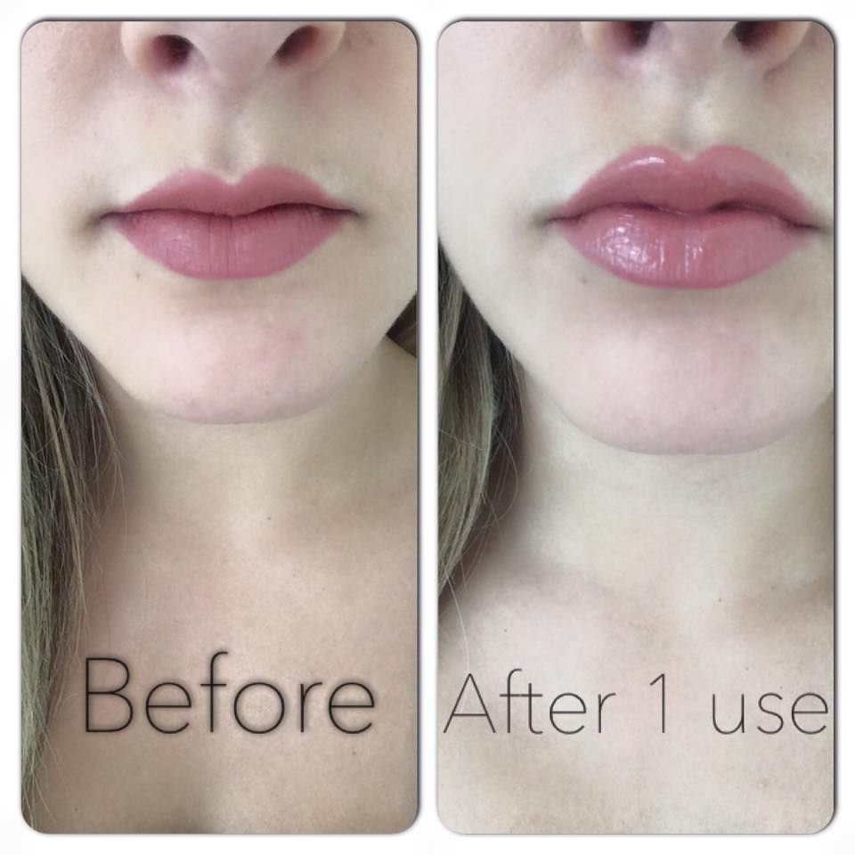 Image result for nu skin lip plumping balm