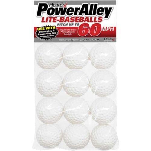 Trend Sports Slider Pitching Machine Lite Balls 12 Pack