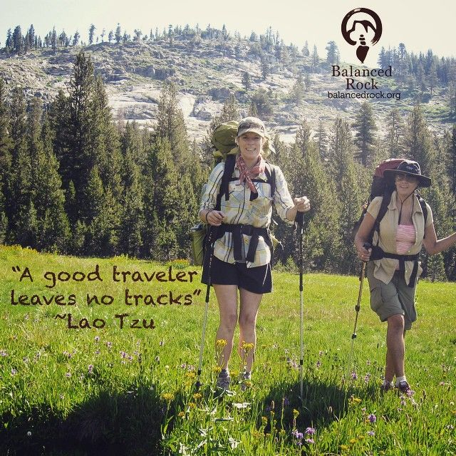 Taking only memories and leaving only footprints. #outdoor #leader #treadlightly