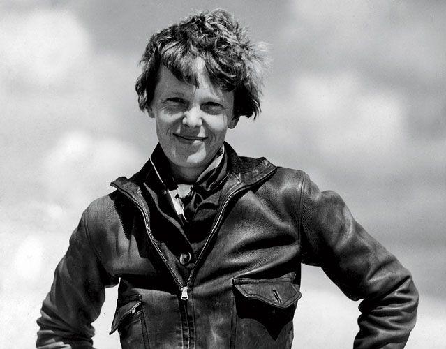 Amelia Eerhart