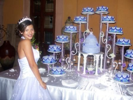 Google Image Result For Http Cakemarvel Com Images Categories Quinceanera Cake Stand Jpg
