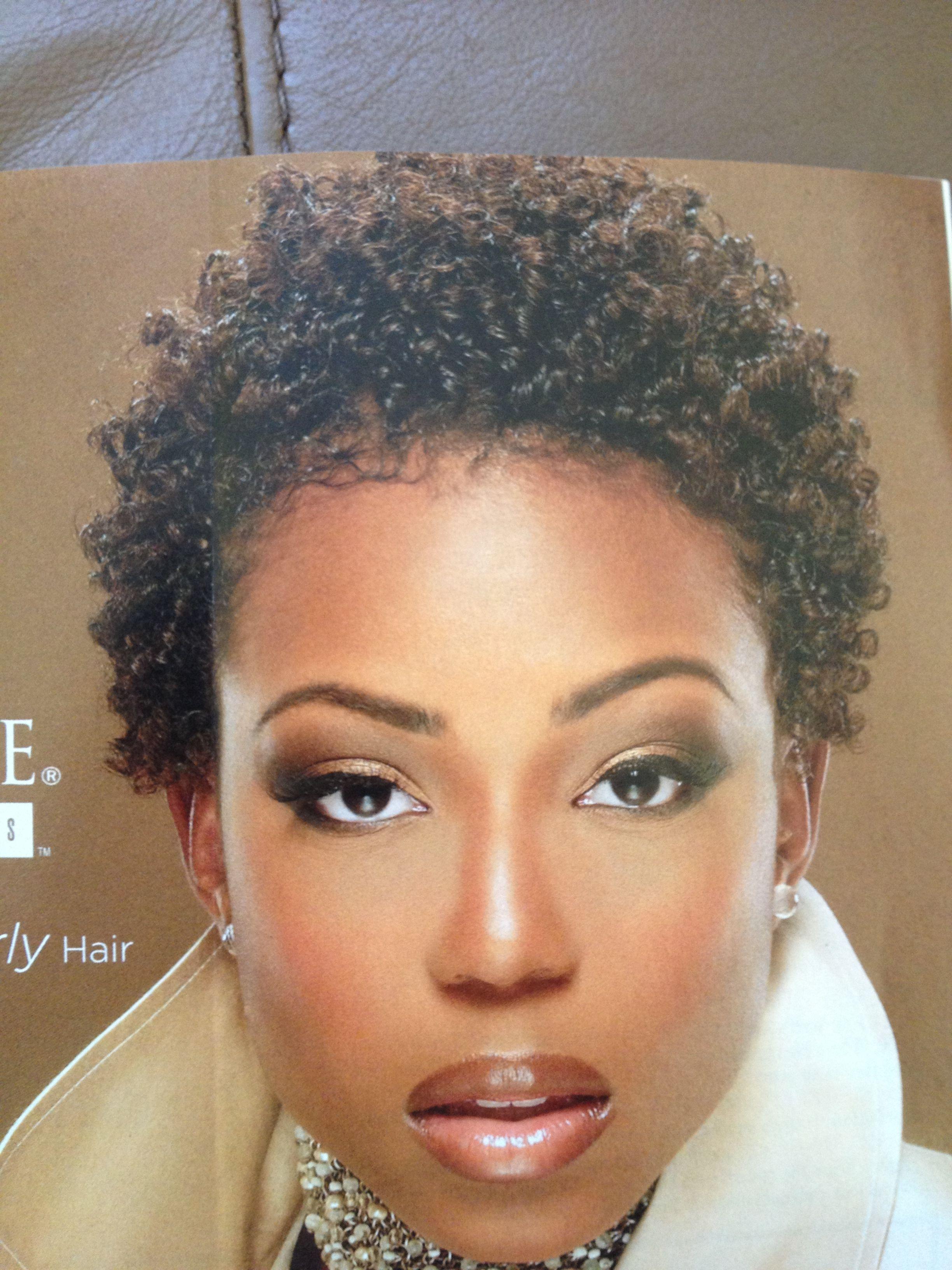 Pin by Princess Glittah on Natural Hair   Pinterest  Hair makeup