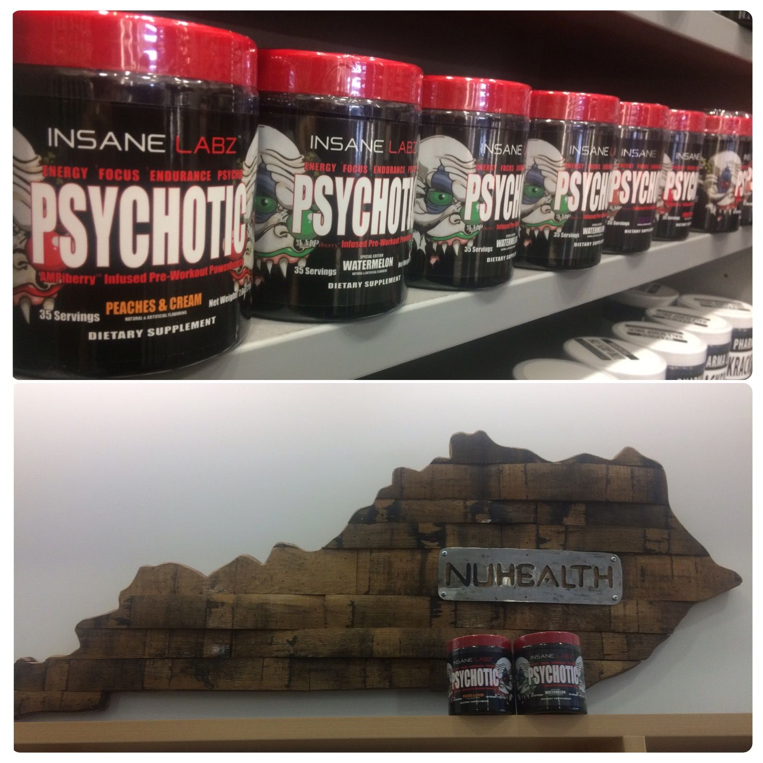 Thirstythursday New Flavors Of Psychotic In Stock Peaches N Cream