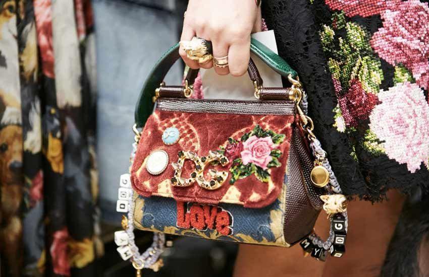 Latest Handbag Trends For Fall 2017 Winter Bags Dolce Gabbana