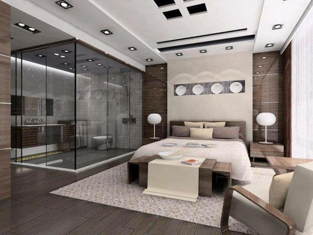 décoration chambre à coucher moderne | Chambre maitres | Pinterest ...