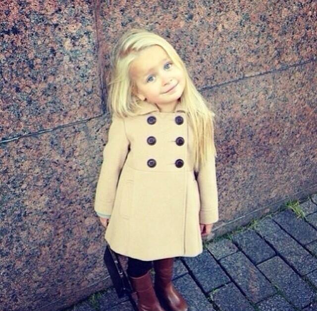 Fashion For Little Girls