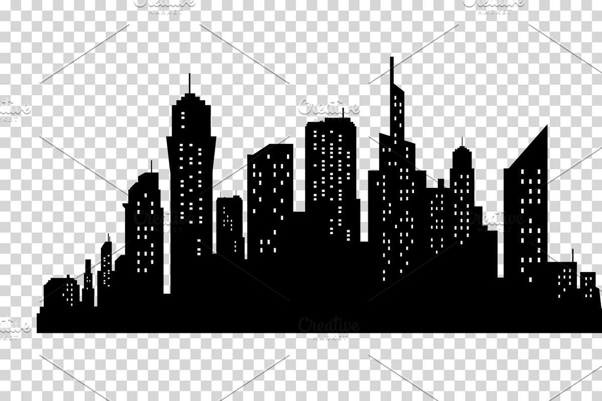 City Skyline In Grey Colors Buildings Silhouette Cityscape Big Streets Minimalistic Style Vector Illustration In 2020 Building Silhouette City Skyline City Skyline Silhouette Silhouette city illustrations & vectors. city skyline silhouette