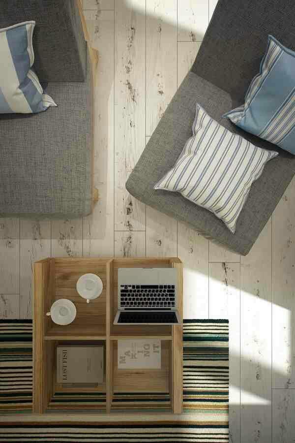 Best Neutral Modern Interiors Small Apartment Design 640 x 480