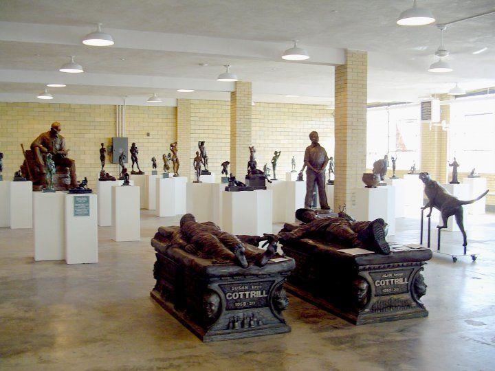 Alan Cottrill Studio And Gallery Zanesville Ohio Real Estate Tips