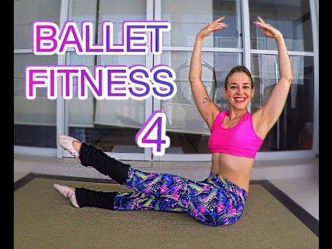 Ballet Fitness Iniciante - Aula 3 - Priscila Guedes - YouTube #balletfitness