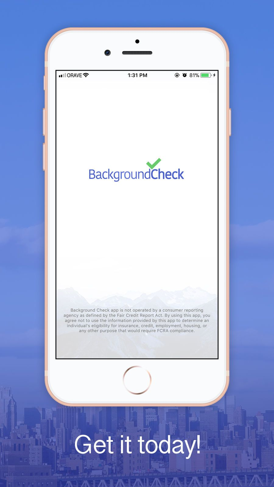 Background Check #Reference#Utilities#apps#ios ...