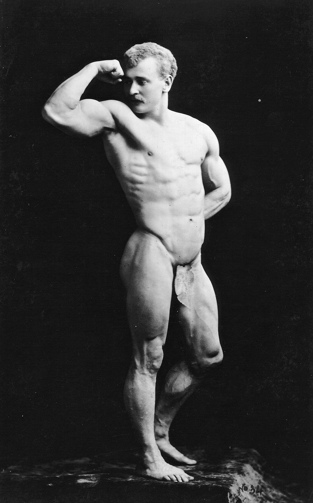 Eugen Sandow (April 2, 1867 – October 14, 1925), born Friedrich ...